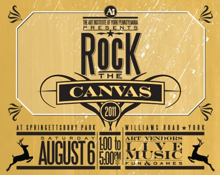 Rock The Canvas
